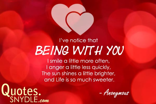 The Best Love Quotes : 41 Sweet Love Quotes for Him with Pictures Quotes and Sayings
