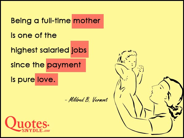 quotes-about-being-mother