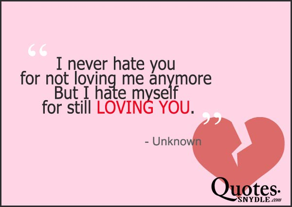 Funny Quotes On Love Break Up ~ Dobre for .