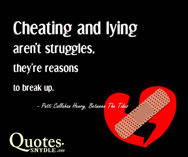 cheating in relationship pics and quotes