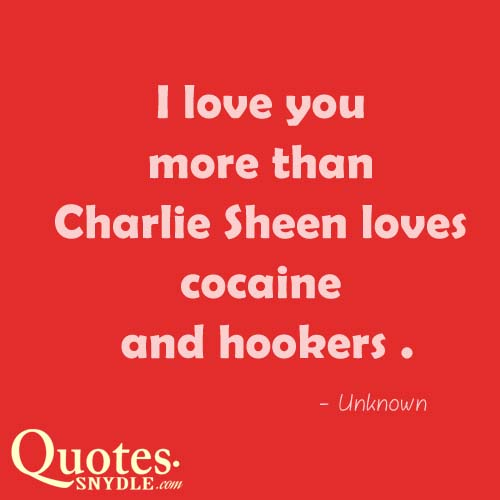 I Love You More Than Quotes: Funny Love Quotes And Sayings With Images
