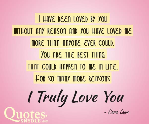 30+ Best Love Quotes For Her With Images