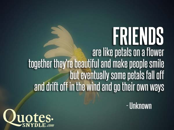 Broken Friendship Quotes and Sayings with Picture - Quotes ...