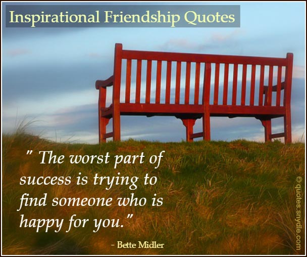 inspirational friendship quotes and sayings with images