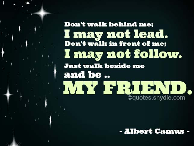 Cute Friendship Quotes And Sayings With Image