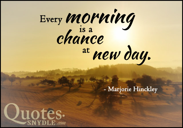 good-morning-quotes-sayings
