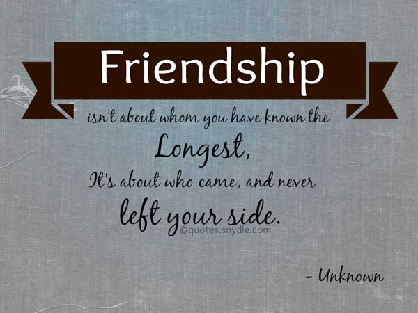 Friendship Memories Quotes Graduation : Inspirational friendship quotes and sayings with images