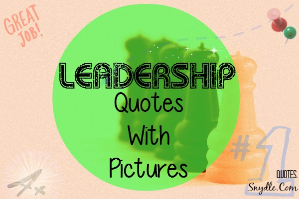 leadership quotes cover