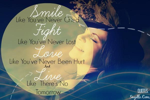 smile quotes 1