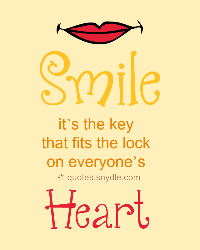 Quotes About Smiling: 35+ Smile Quotes And Sayings With Pictures