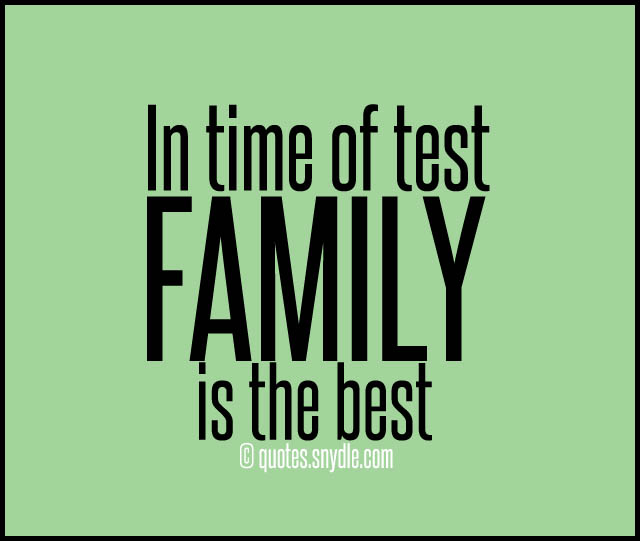 family-is-best-quotes