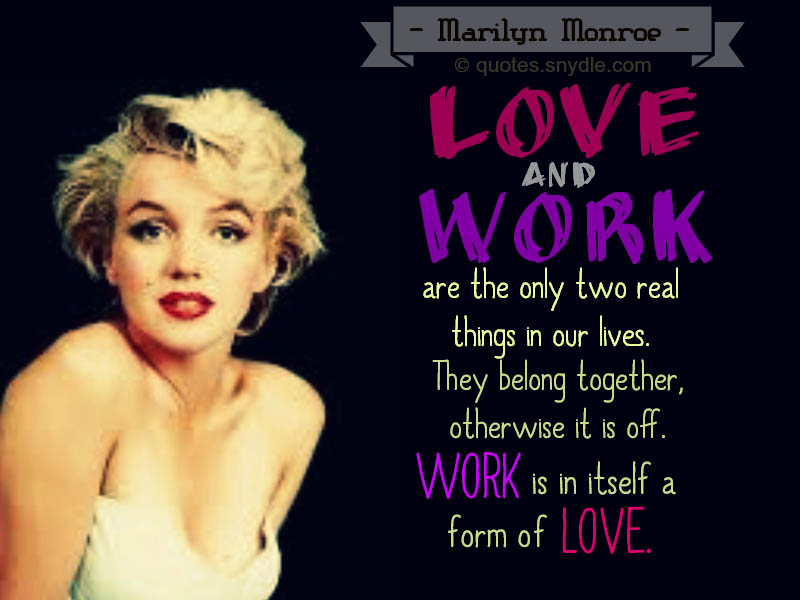 27 Best Marilyn Monroe Quotes on Love and Life |Marilyn Monroe Quotes And Sayings About Love