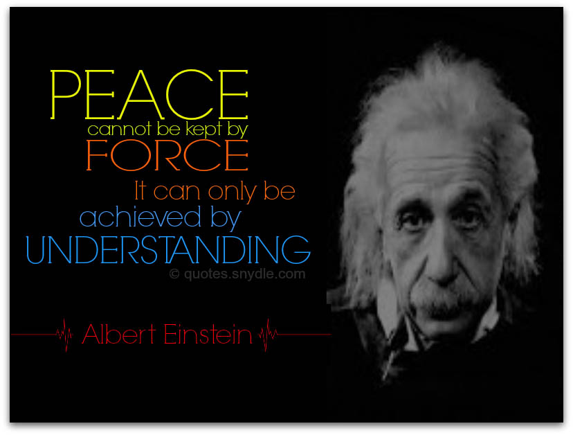 Image Quotes By Albert Einstein