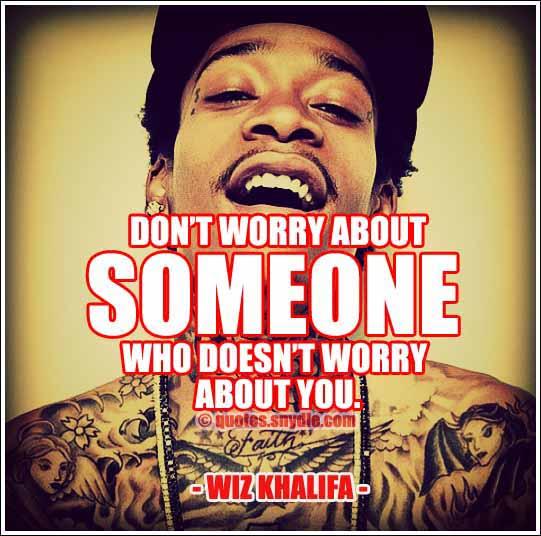 Emekhalifa Quotes: Wiz Khalifa Quotes And Sayings With Image