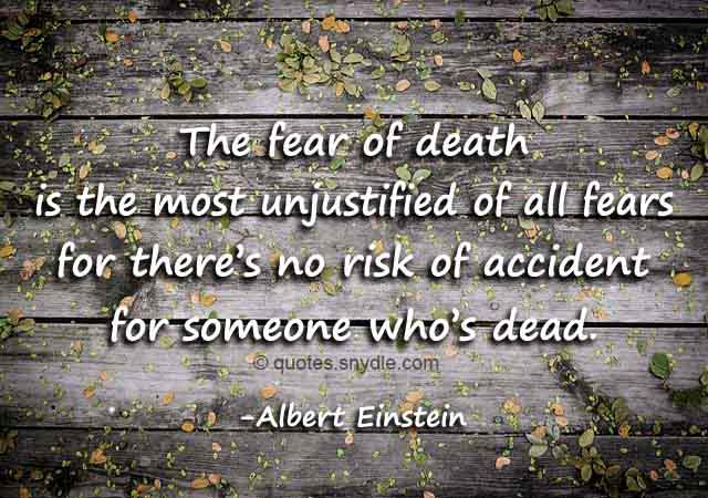 quotes-about-fear-of-death