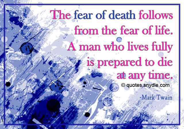 30 Quotes About Life And Death With Picture