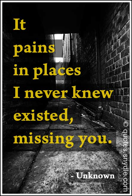 Quotes About Missing Someone With Image Quotes And Sayings