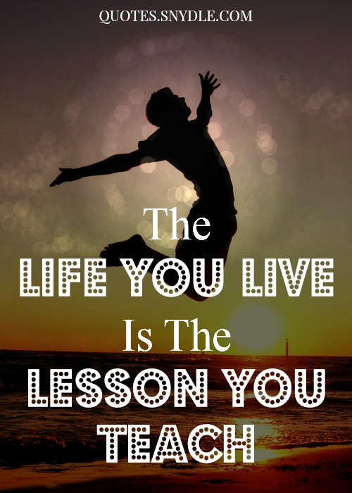 Quotes about life lessons 15
