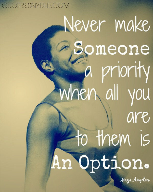Quotes by Maya Angelou 5