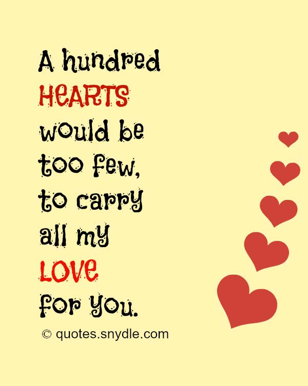 I Love You Quotes Cute : Pics Photos - And Sweet Quotes Love Quotes Cute Quotes Visual Bookmark ...