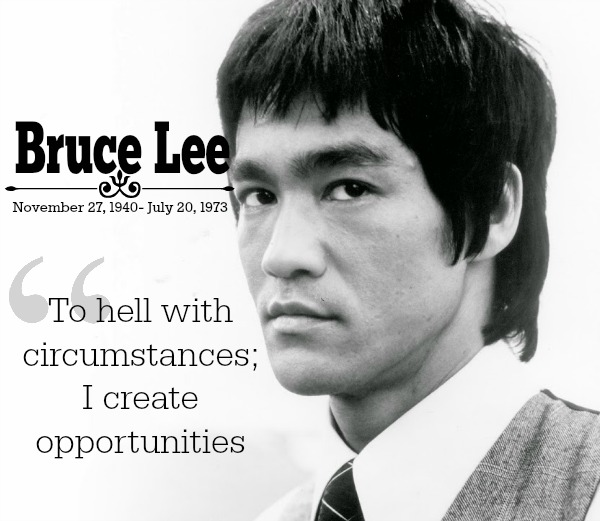 Bruce Lee Quotes and Sayings with Image – Quotes and Sayings