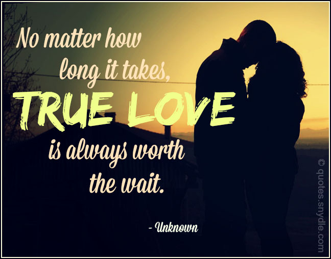 True Love Quotes and Sayings with Image - Quotes and Sayings