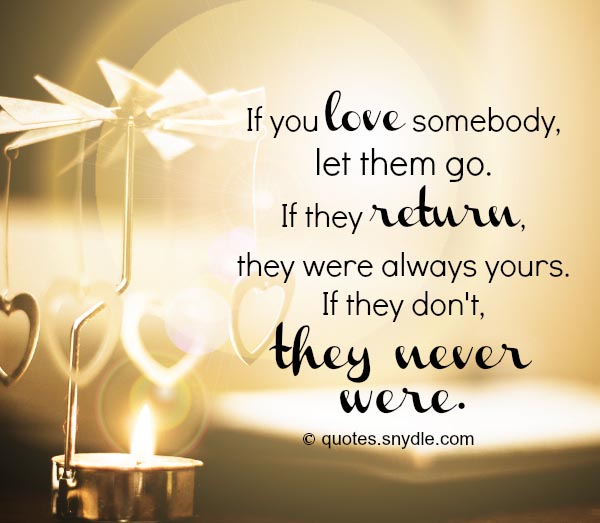 Inspirational Quotes about Love - Quotes and Sayings