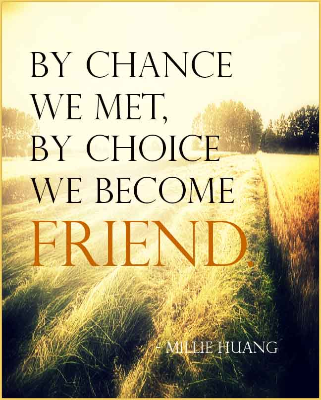Photo Quotes About Friendship: New Friendship Quotes With Image