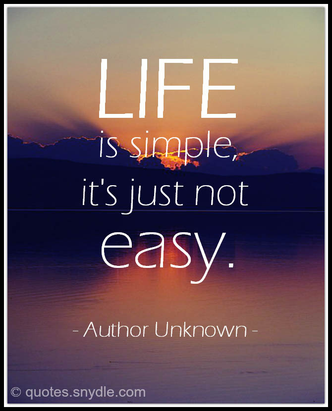 Short Quotes Life: Short Life Quotes And Sayings With Image