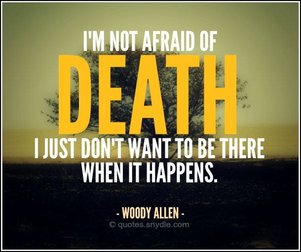 Love Quotes About Life: Quotes About Death With Image