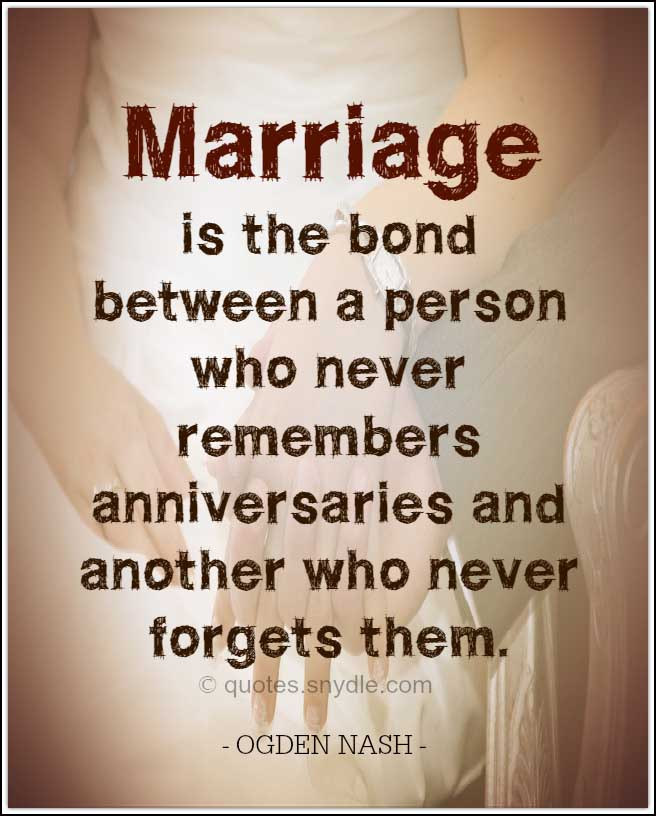 Quotes About Love And Marriage: Funny Marriage Quotes With Image
