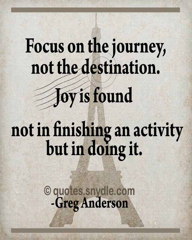 Inspirational Quotes About Life S Journey: Inspirational Quotes About Life Journey