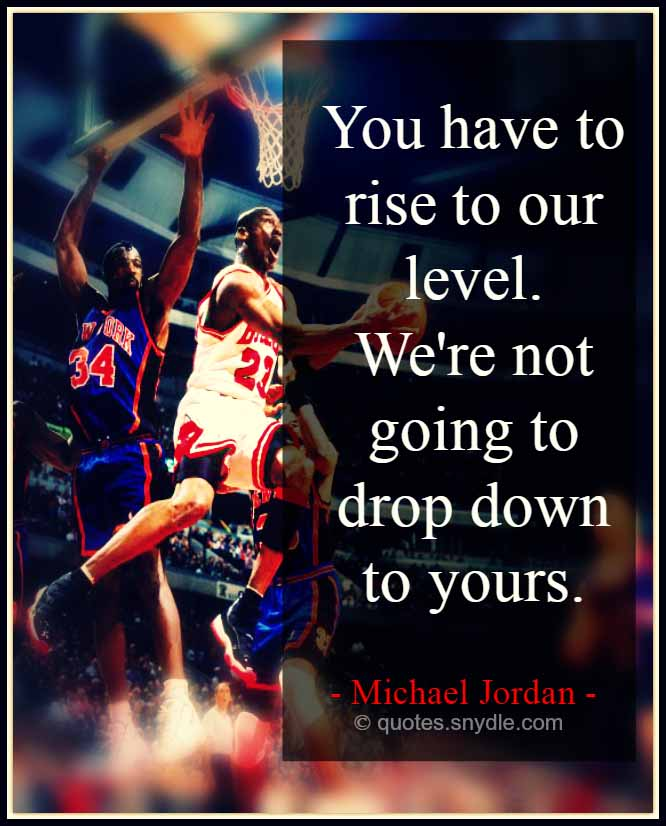 Michael Jordan Motivational Quotes About Life: Michael Jordan Quotes With Image