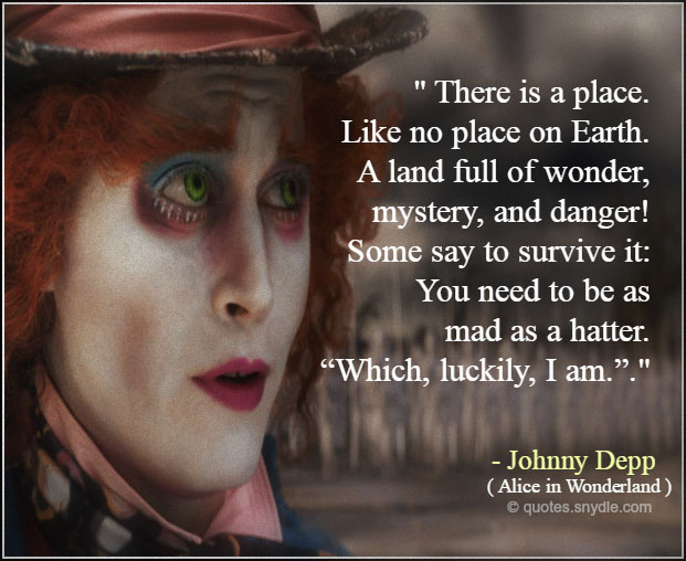 Johnny Depp Quotes With Image Quotes And Sayings