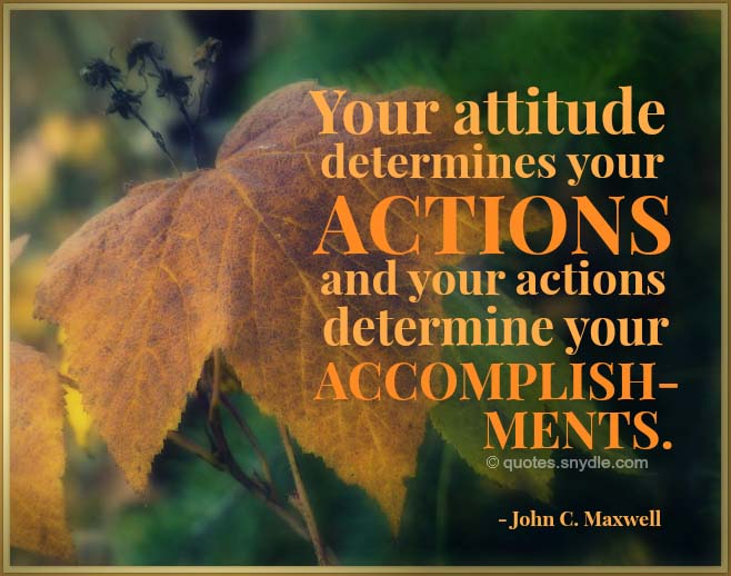 Positive Attitude Quotes and Sayings with Pictures ...