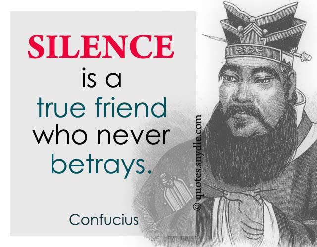 Confucius Quotes: Confucius Quotes And Sayings