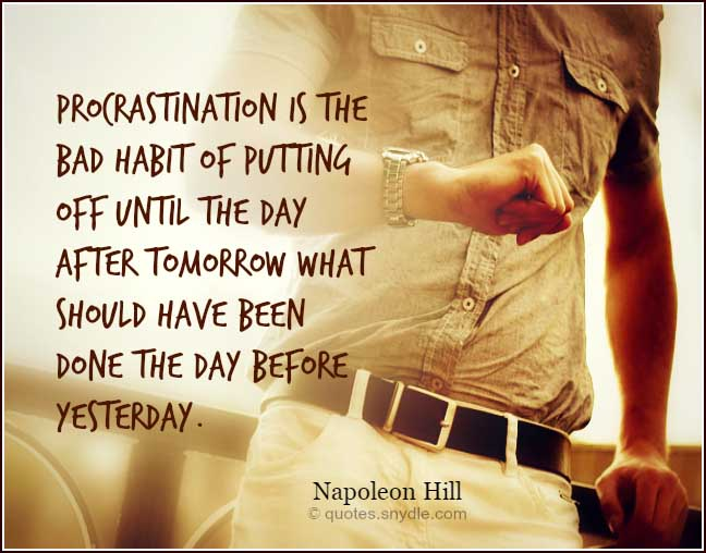 famous-quotes-and-sayings-on-procrastination-with-picture