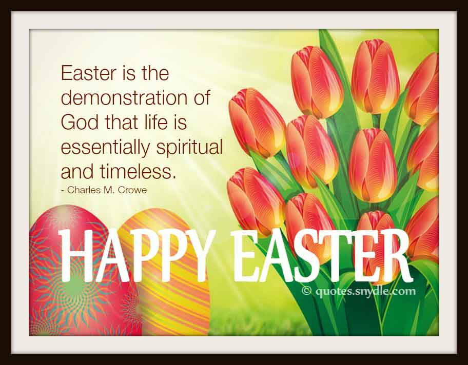 Easter Quotes: Quotes And Sayings