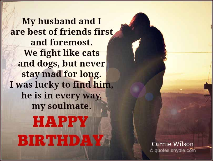 best-husband-birthday-quotes