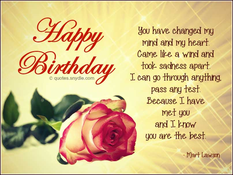 Birthday quotes for boyfriend quotes and sayings cute birthday quotes for boyfriend m4hsunfo