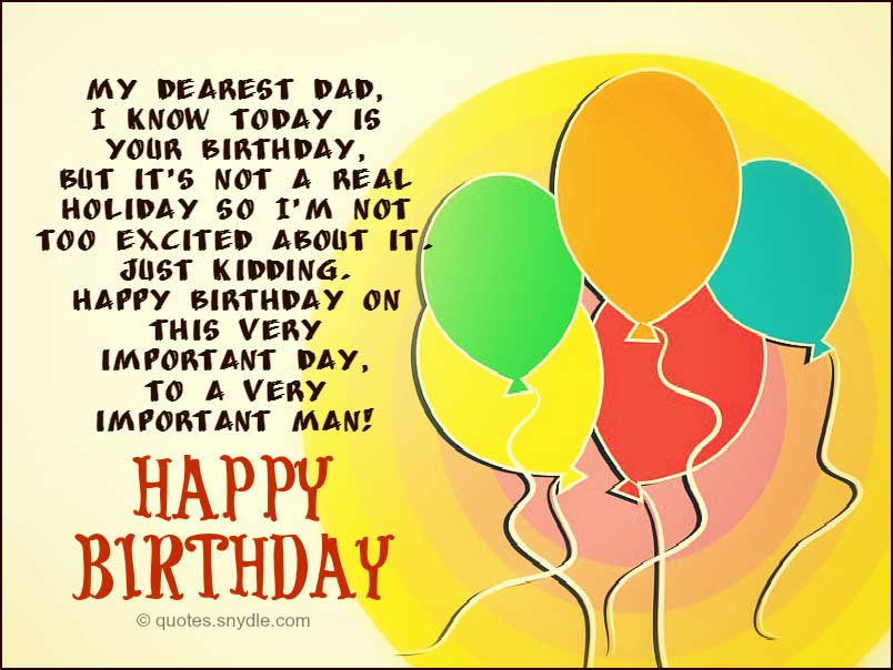 dad birthday quotes from kids - photo #15